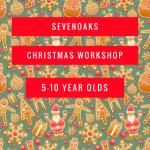 Junior Cookies Christmas Workshop - Underriver