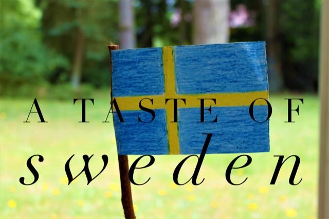 A Taste of Sweden 12+ year olds