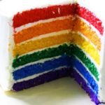 Let's Bake Rainbow Cake 10+ year olds