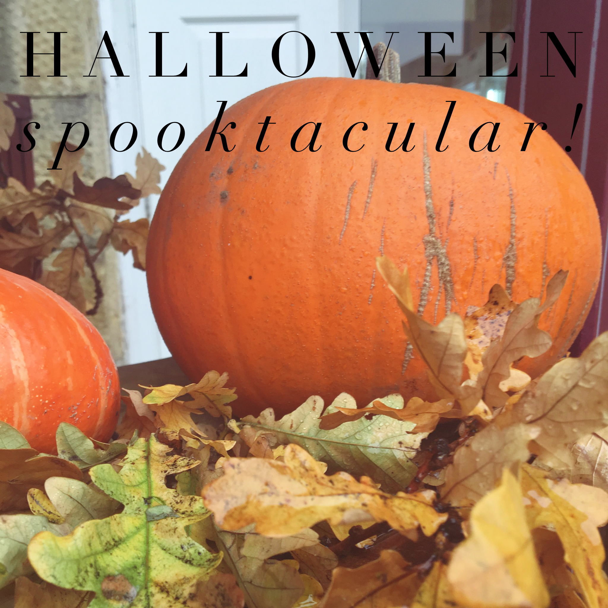 Toddler Spooktacular 2-4 years