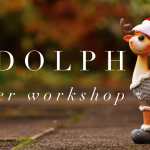 Toddler Rudolph Workshop - Afternoon