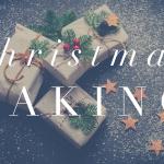 Christmas Baking 8+ years
