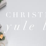 Christmas Yule Log 10-16 years - morning