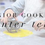 Norwich Junior Cookies Winter Term 5-9 years