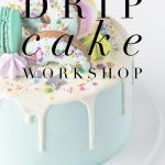 Chocolate Ganache Drip Cake 10+ Years
