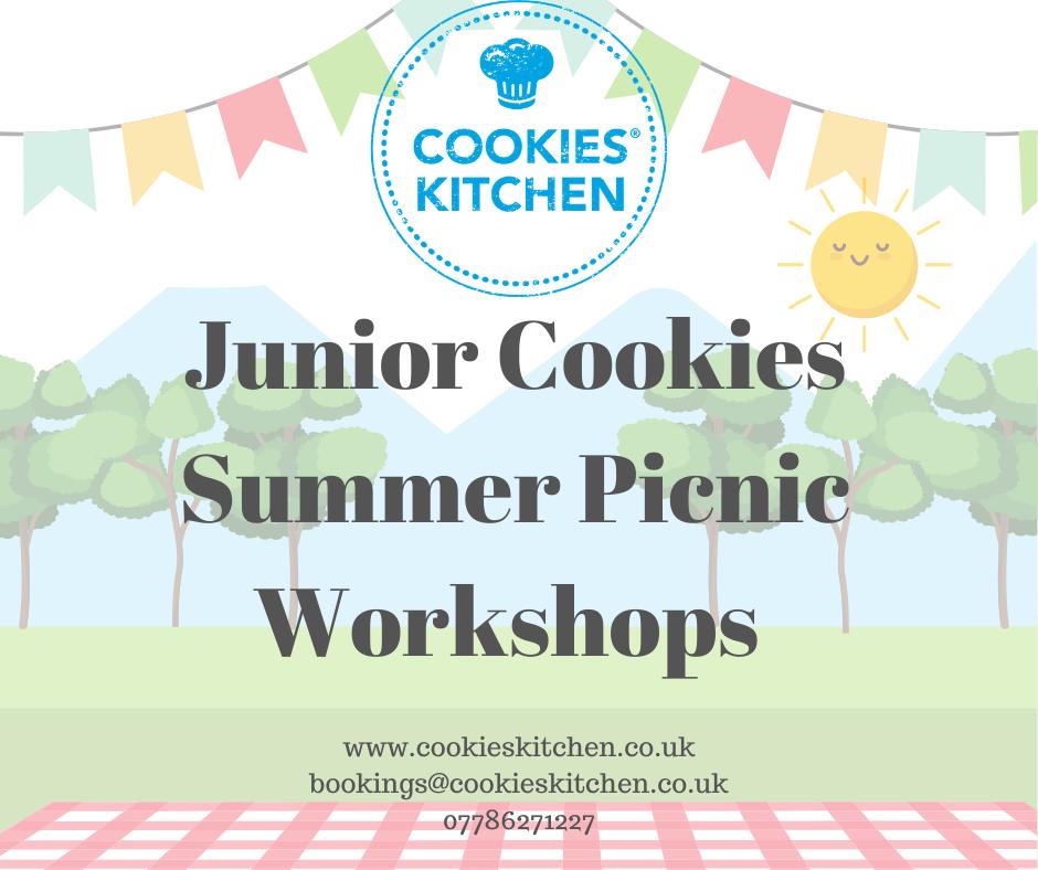 Junior Cookies (5-10 years) Summer Picnic - Lyng