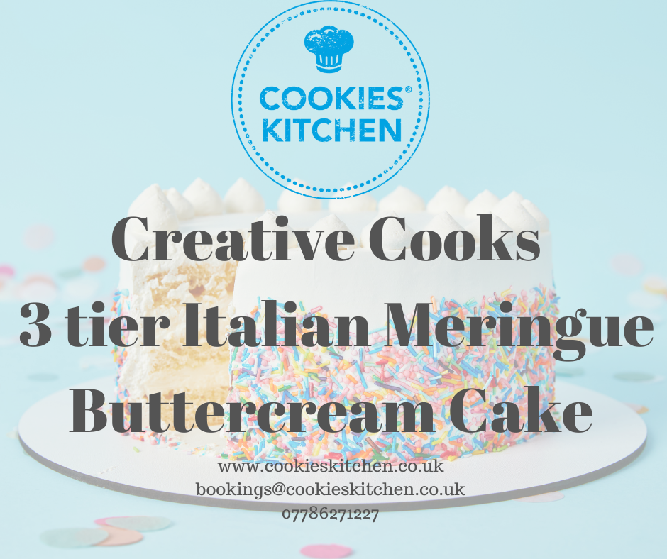 Creative Cooks (10-16 years) - Show Stopper!