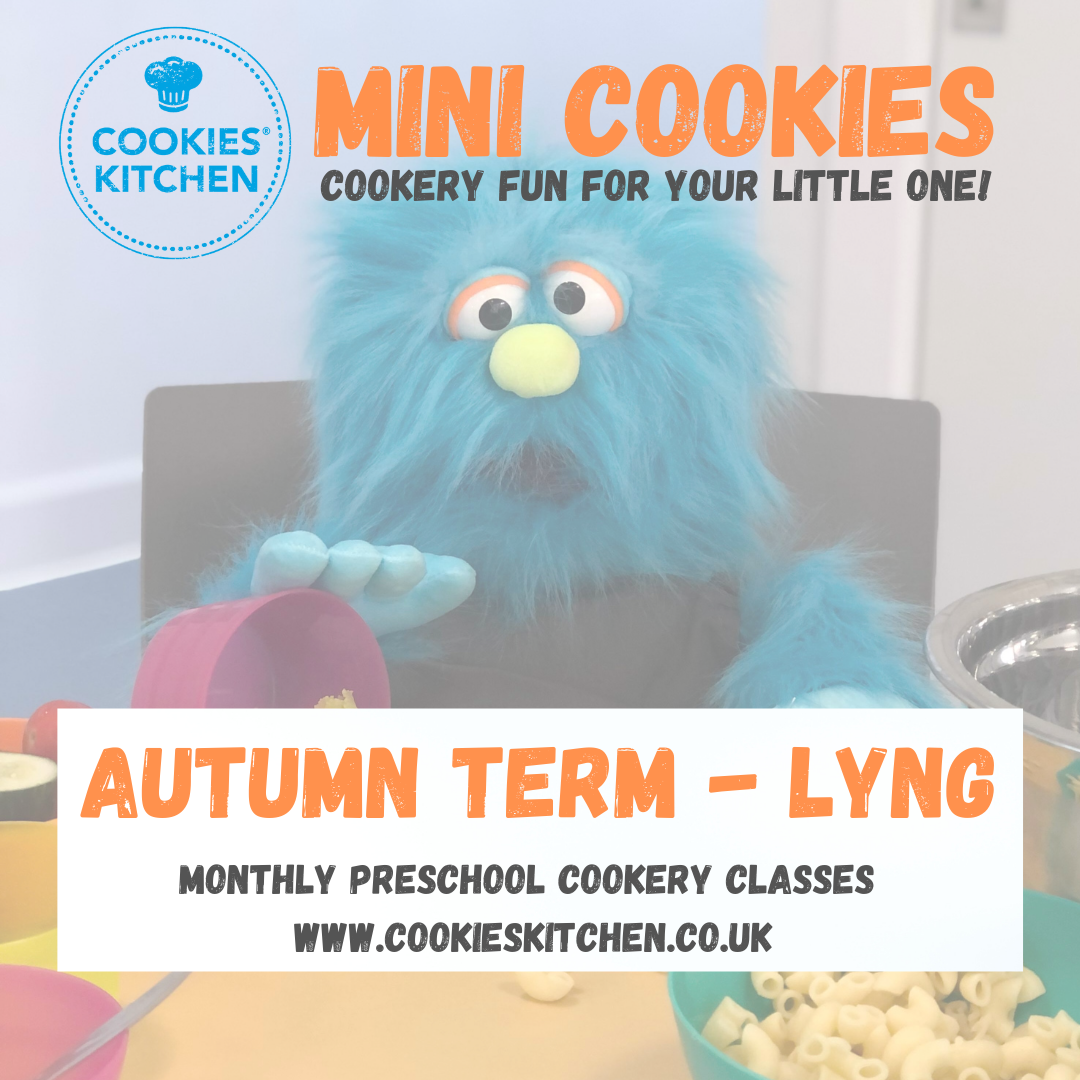 Mini Cookies Autumn Term - Lyng