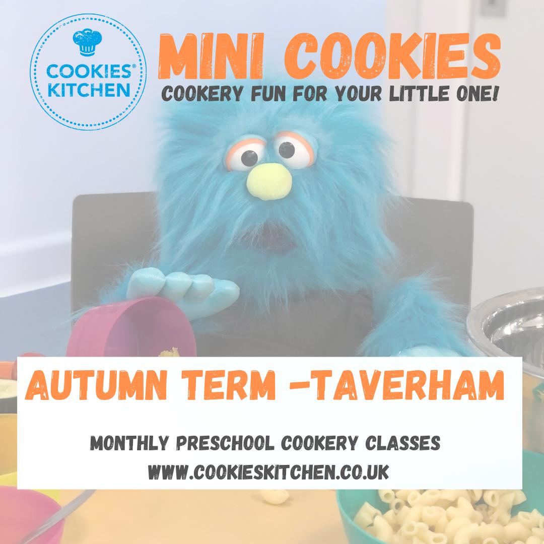Mini Cookies Autumn Term - Taverham